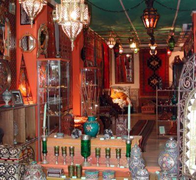 Interiorismo artesan a arabe y marroqu for Muebles marroquies en madrid